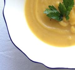 Medium pumpkin soup lelivingandco