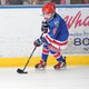 Andrew Grieco played great D and added an assist in the Jr. Redmen win