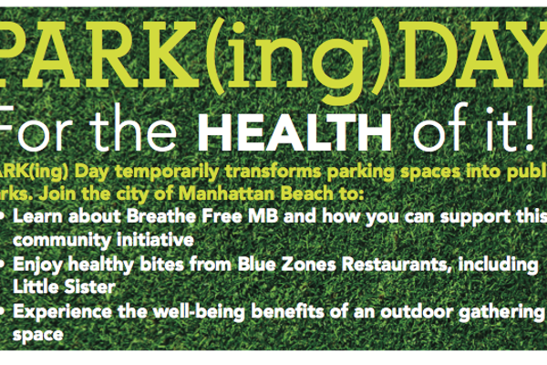 Celebrate Open Space, Healthy Living Downtown | DigMB