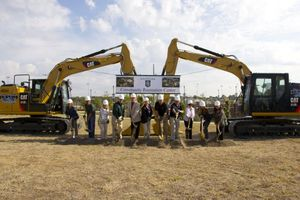Groundbreaking Brings Together Southlake Community - Sep 29 2014 0335PM