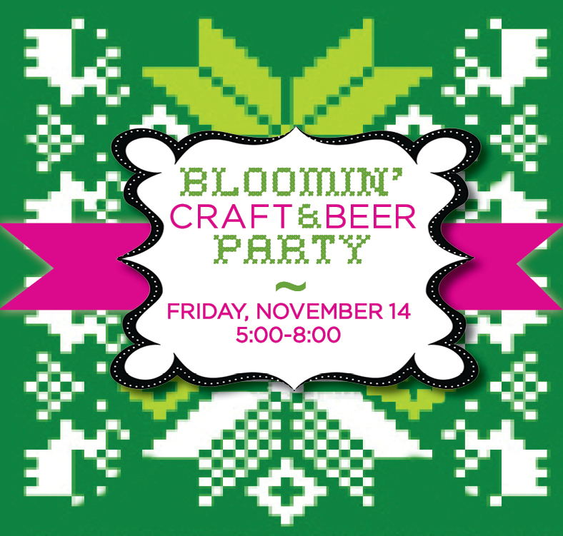 Bloomincraftparty e