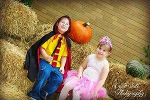 Trick or trunk or treating will be in full force this Halloween Photo provided by Cassie Benites Crow Photo courtesy of Creek Side Photography