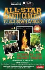 Medium all star benefit concert