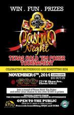 Medium casino night
