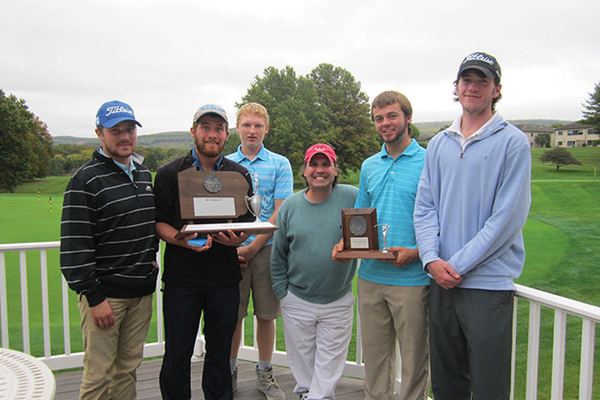 CCAC Golfers Finish as Runners-Up in Two Championships