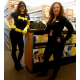 The library staff is in the Halloween spirit. Submitted by Noelle Boc.