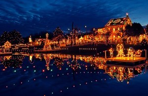Photo courtesy of Koziars Christmas Villages Facebook page