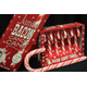 Bacon Candy Canes,  $6.95 at thestuffer.com.
