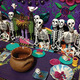 Picasso Tiffany Birds and ButterfliesMcAllen Texas is a Hidden Gem - Dec 01 2014 1030AM