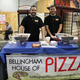 Jimmy & George Kontoulis of Bellingham House of Pizza