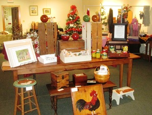 The Oxford Arts Alliance is packed with holiday gift choices