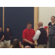Tewksbury High students are recognized for earning the Adams Scholarships.