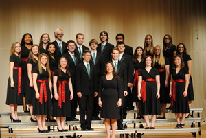 Oxford Area High School choral ensemble wins radio choir contest - 12162014 1039AM