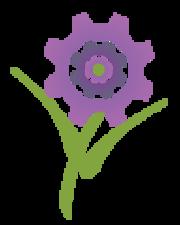 Medium lakewood ranch medical massage flower only color