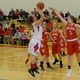 Shannon Smith (40) scored a career-high 25 points against Melrose.
