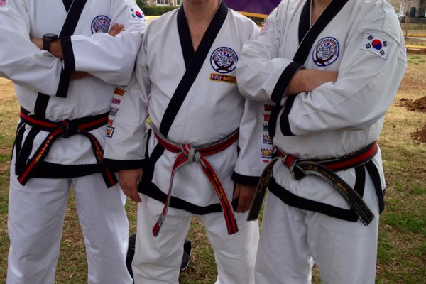 Courtesy photo Kloss said that he has benefited from working with some talented martial arts instructors over the years.