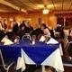 The dining room at Aromas Del Sur in Ephrata.