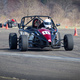 Courtesy photo Williams enjoys autocross racing, a hobby that she shares with her husband and son.