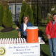 Courtesy photo From left to right Terri Sensing and Club President Alice Crayton