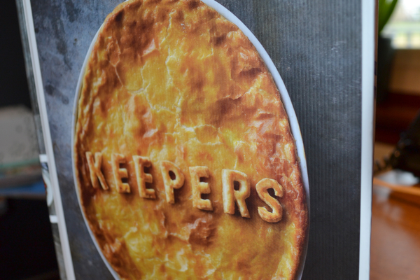 "Photo by Christopher Testani		Recipes in ""Keepers"" are listed according to type of meal, and includes a chapter on soups and toasts."