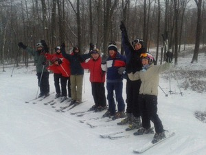 Local group hits the slopes each Tuesday - 01192015 0355PM