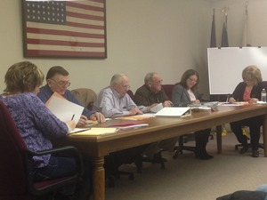 Lower Oxford supervisors ignore residents opposition approve billboard ordinance changes - 01202015 0225PM