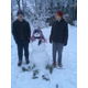 The Patriots need all the support they can get, so Chris and Alex built another fan!