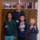 The National Geographic Bee Top 3