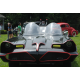 This Batmobile was among the entries in this year's car show.
