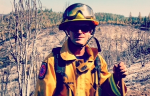 Folsom firefighterparamedic Eric Williams was severely injured Jan 6 while running on a trail near Folsom Lake Crossing Photo courtesy of Updates for Eric Williams blog