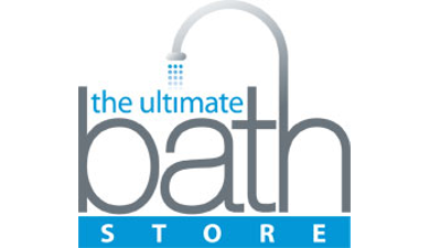 Ultimate bath store logo