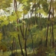 Courtesy photo Beth Clark- 'Lost Woods (Dean St.),' by Beth Clark, has been featured at the gallery.