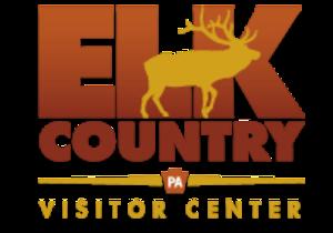Medium elk logo