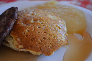 Medium pancakes