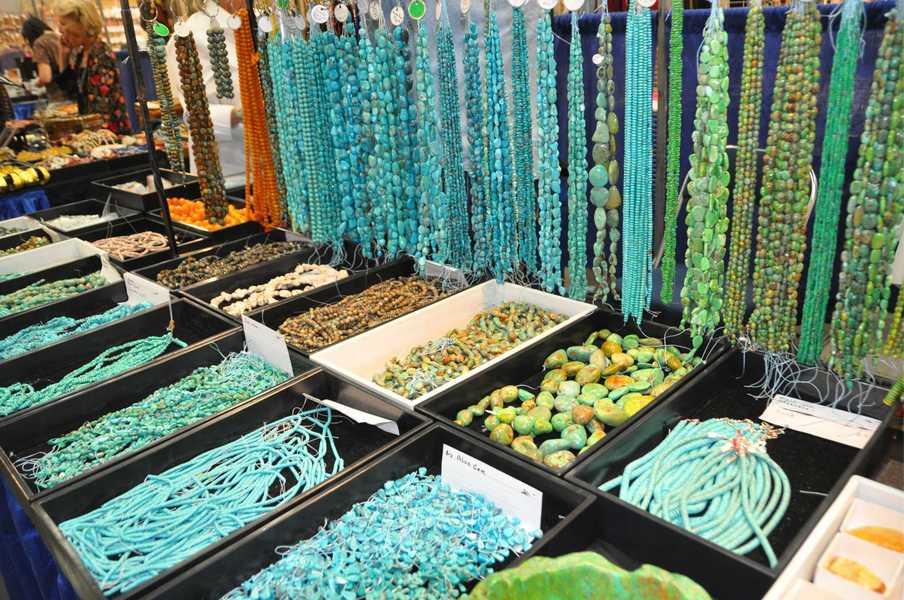 Salt lake city gem faire for Jewelry making classes salt lake city