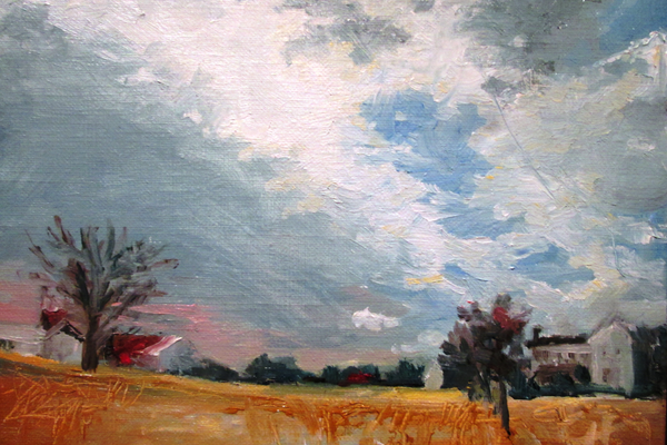 'Fair Hill Farmland'