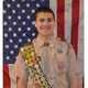 Daniel Comeau was honored with the rank of Eagle Scout at the Bordentown Senior Center Feb 15