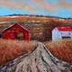 'Late Winter Along a Country Road' by Bob Richey.