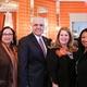 Kecia Mays, Dr. Marcelo Cavazos, Jennifer Limas, and Eboney Cobb. Photo by Julien & Lambert Photography.