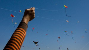 Lets Go Fly a Kite - Mar 11 2015 1009AM