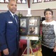 Major Gen Dr Roosevelt Allen Jr with Joann Woodson