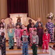 Over twenty of TCC's younger youth decked in their pjs sang about feeling blessed this past Sunday as part of Tewksbury Congregational Church's pajama Sunday.