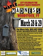 Medium maple madness poster 2015