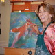 Landenberg artists mural will be art for 2015 Wilmington Flower Market - 03242015 0313PM