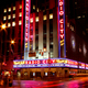 Radio City Music Hall - home of the Rockettes