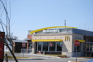 Delawares first McDonalds still thrives on Main Street - May 04 2015 0242PM