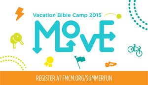 First Methodist Mansfield Vacation Bible Camp - start Jun 15 2015 0900AM