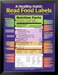 Healthy 20food 20label