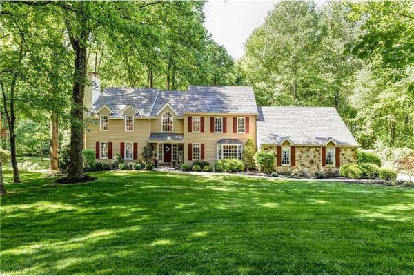 16 Carriage Path, Chadds Ford. Photo courtesy of Realtor.com