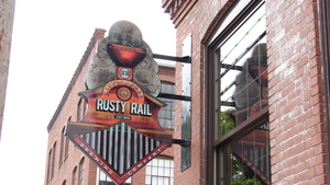 The Rusty Rail - May 26 2015 0904AM